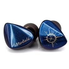 Moondrop Starfield Dynamische In Ear Oortelefoon Koolstof Nanobuis Diafragma Met Afneembare Kabel