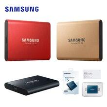 Samsung Bên Ngoài Di Động SSD T5 USB3.1 250GB 500GB 1TB Ổ Cứng Bên Ngoài Rắn Ổ HDD Dành Cho máy Tính Để Bàn Laptop