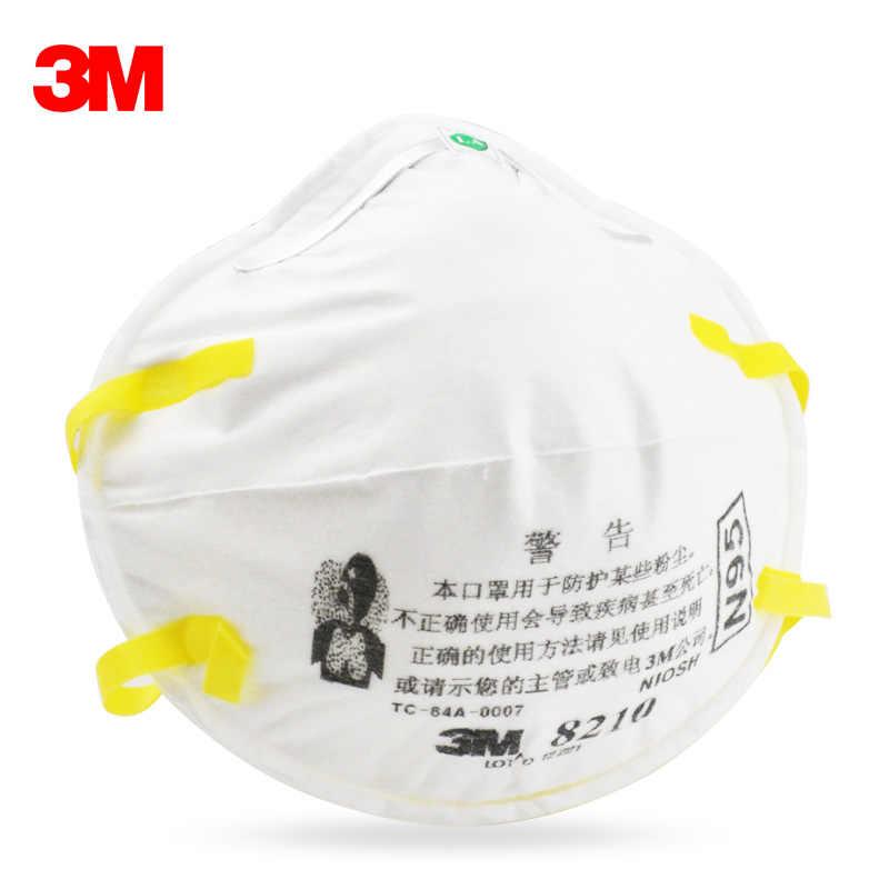 3m n95 8210 dust mask