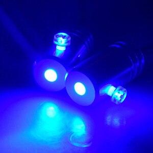 Image 5 - EL 와이어 RGB Led 자동차 인테리어 APP 사운드 제어 모드 분위기 네온 스트립 다채로운 주변 조명 장식 램프