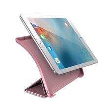 Чехол Funda iPad 6-го поколения для Apple iPad 9,7 2018 A1893 A1954 Магнитный умный чехол для iPad 6 мягкий силиконовый флип-чехол