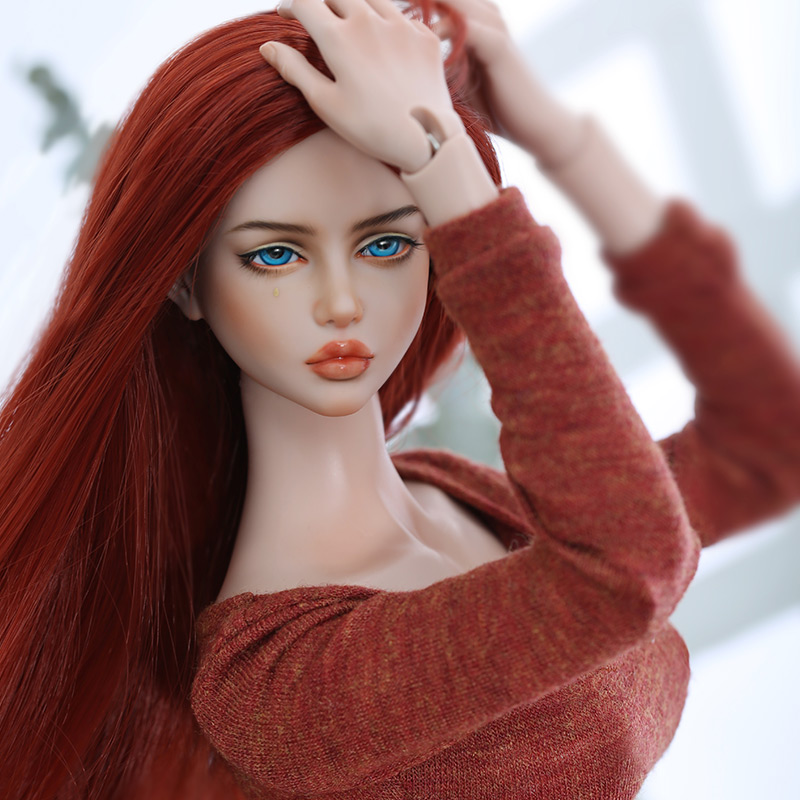 Image 3 - Dollshe craft Diana BJD Dolls 1/3 Female Ball Jointed Doll High luts iplehouse littlemonica fairyland feeple eid  OueneifsDolls   -