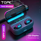 TOPK TWS Wireless he...