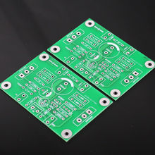 GZLOZONE One Pair PASS 5W Single-ended Class A Power Amplifier Bare PCB 5W + 5W