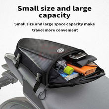 Подходит для сумки на заднее сиденье мотоцикла дополнительная