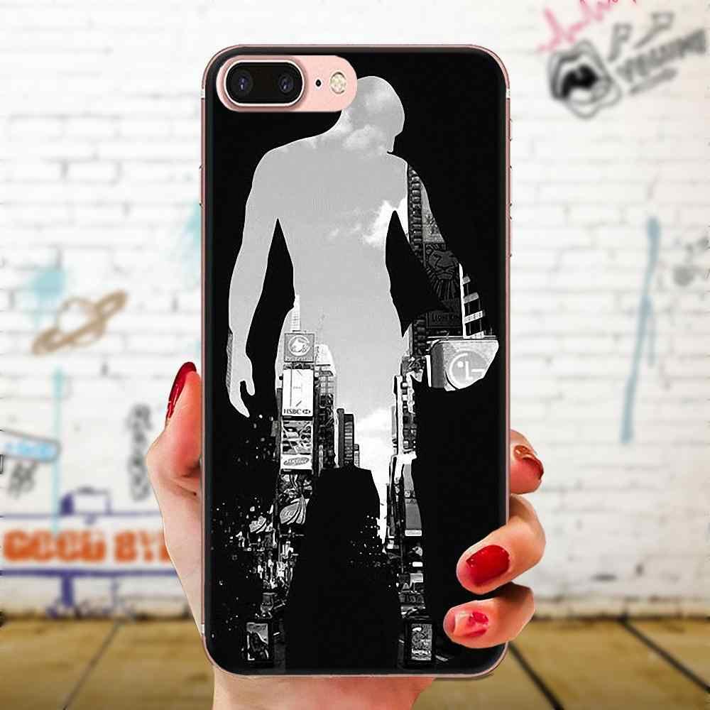 Baloncesto для samsung Galaxy Note 5, 8, 9, S3 S4 S5 S6 S7 S8 S9 S10 5G mini Edge рlus Lite TPU сотовый Чехол для телефона