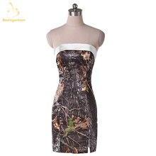Bealegantom градиент камуфляж платья для выпускного вечера 2021