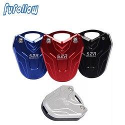 Motorcycle Key Cover For HONDA CBR600RR CBR1000RR CB650F CB500X VFR800 CBR1000 NC700 NC750 2014 2015 2016 Key Cap Bag Cover Case