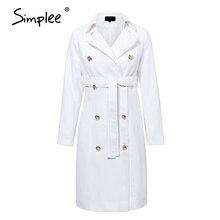 Simplee zarif kuşak kemer kadın kazak elbise o boyun inci fener kollu kadın örme elbise sonbahar kış jumper pembe elbise