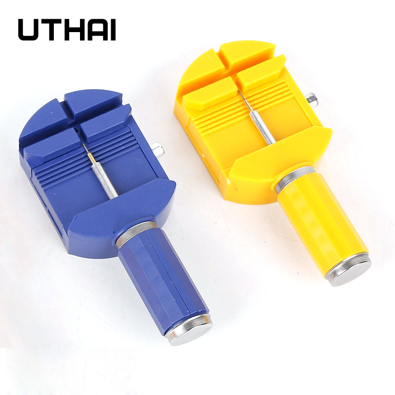 UTHAI P69 Bracelet Chain Pin Remover With Seam Remover Strap Spring Bar Pin Adjustment Remover