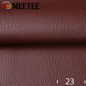 Image 4 - 50*138cm Faux Leather Fabric Solid Color Suede Synthetic Self adhesive Ecoskin Cloth Patching Simulation Leather Adhesive Patch