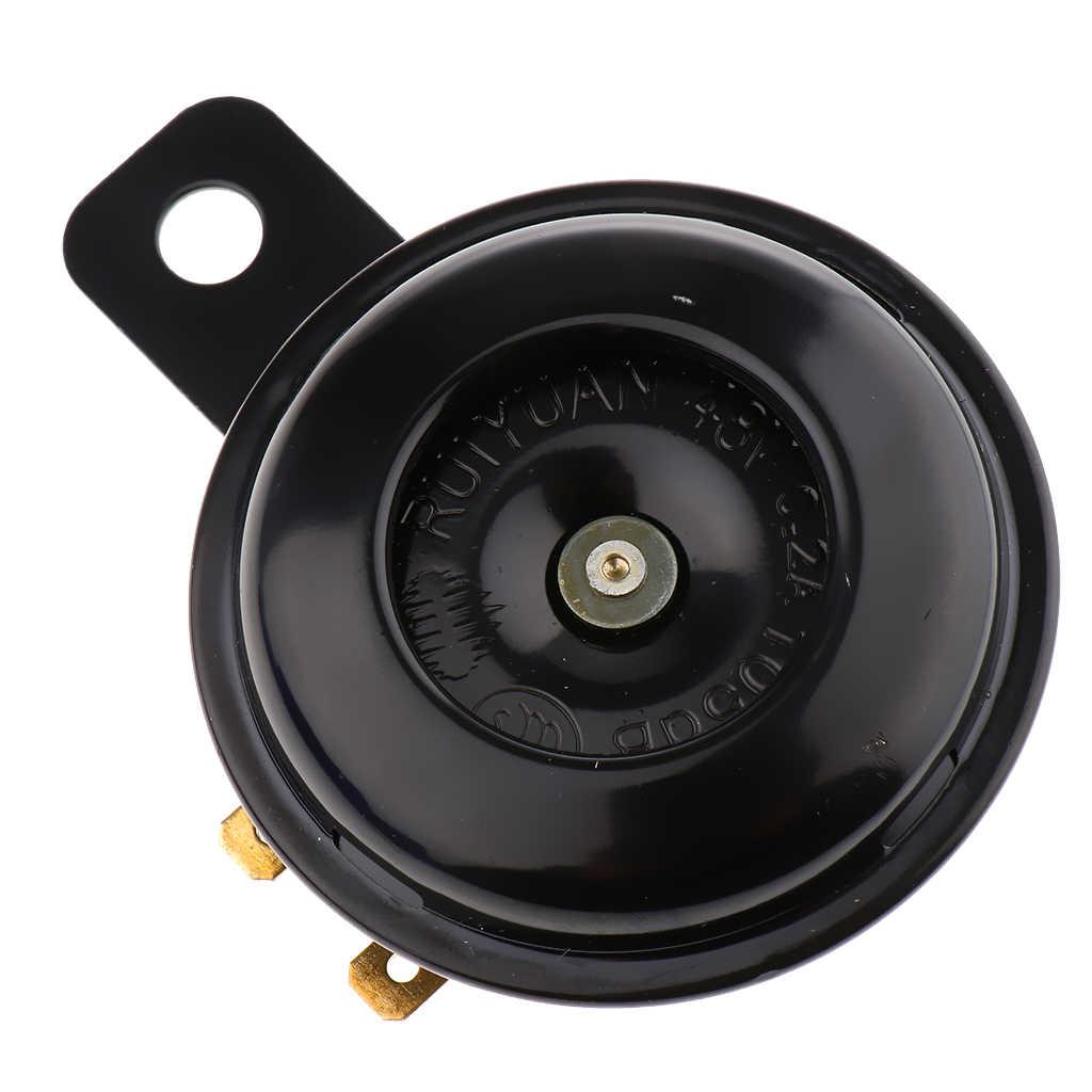 Disk korna elektrikli Blast ton 48V 0.2A siyah hoparlör su geçirmez
