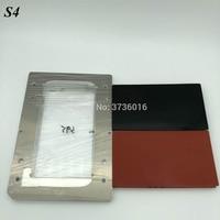 YMJ flat screen laminating mold for samsung s4 i95 lcd display repair glass oca laminating mold