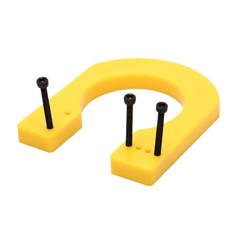 Elastico nero lattice di gomma naturale 3 m 6 x 9 mm sostituzione del tubo di fascia a catapulta dello Slingshot gomma Tubo per caccia elastico Catapult Outdoor