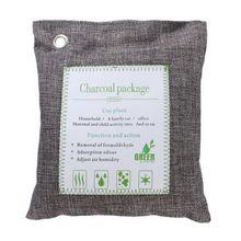 Большие 200 г сумки-активированный бамбуковый уголь все освежитель воздуха с естественным запахом экологичный ароматизатор и влагопоглотитель