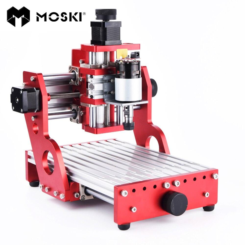 MACHINE de CNC, CNC 1419, machine de découpe de gravure sur métal, aluminium cuivre bois pvc pcb machine de sculpture, routeur de CNC