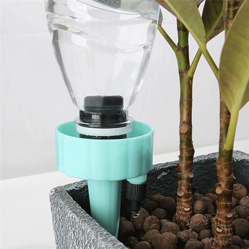 Auto Drip Irrigation Watering System Automatic Watering Spike For Plants Flower Indoor Household Waterers Bottle