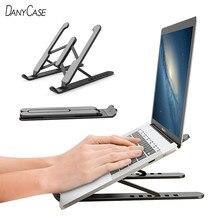 Soporte plegable para portátil, Base de refrigeración para Macbook Pro, ordenador portátil
