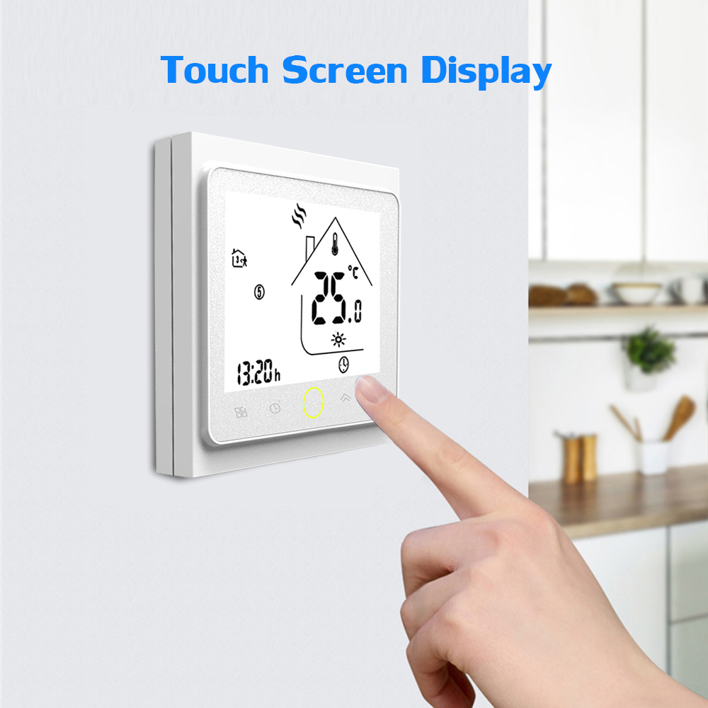 New WiFi Thermostat Temperature Controller For Water/Electric Floor Heating Water/Gas Boiler Room Thermostat Digital Thermostat