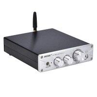 BORIZSONIC PA-01 HiFi güç amplifikatörü TPA3116 Bluetooth 5.0 APTX ES9018K2M DAC Stereo D Sınıfı Kulaklık Amp 100W * 2