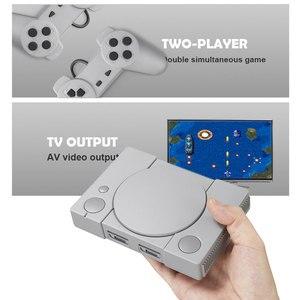 Image 2 - WOLSEN Console di gioco classica a 8 Bit Mini stazione di gioco integrata nel 620 giochi sistema di intrattenimento per famiglie uscita AV Console di gioco TV