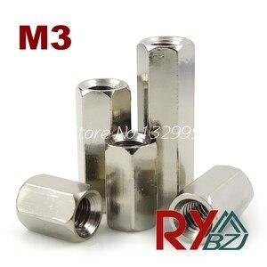 M3 Brass Standoff Spacer Femal
