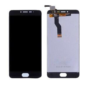 """Image 5 - 5.5 """"ekran MEIZU M3 not L681H LCD dokunmatik ekranlı sayısallaştırıcı grup Meizu Note3 ekran çerçeve değiştirme ile (M681H)"""