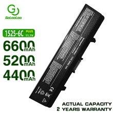 Golooloo GW240 M911G RN873 RU586 XR693 X284G Bateria Do Portátil para Dell Inspiron 1525 1545 1526 1546 para Dell Vostro 500