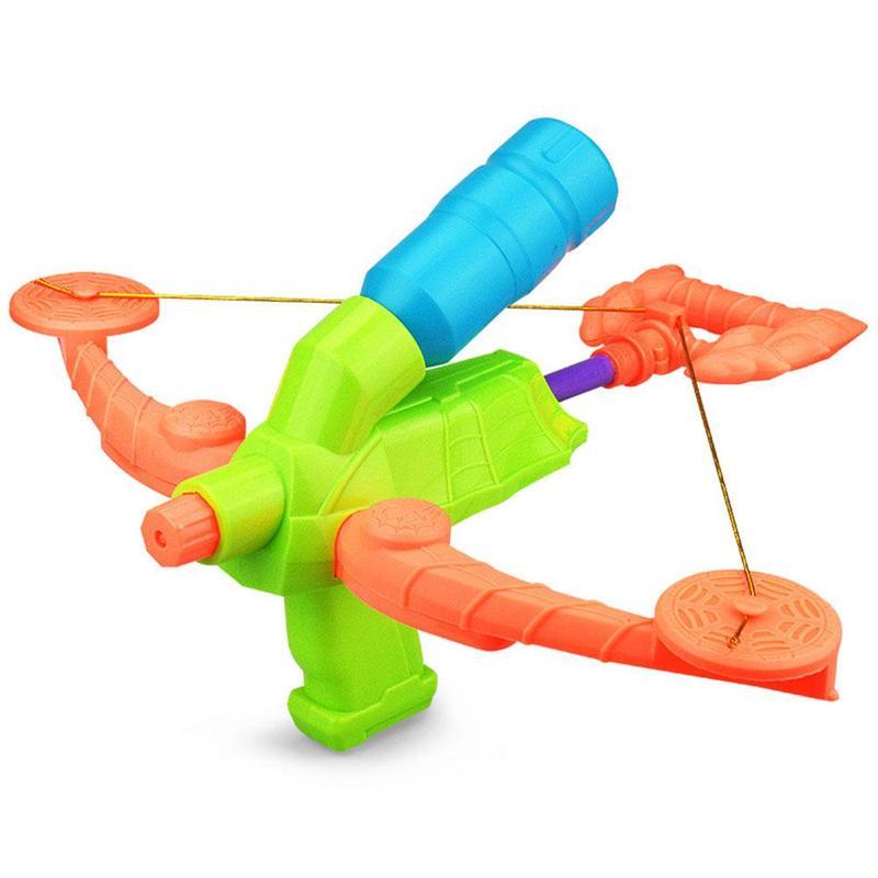 Crossbow Watergun Toys Garden Water Guns Outdoor Beach Blaster Toy Kids Summer Beach Game Squirt Water Pistol Toys For Children