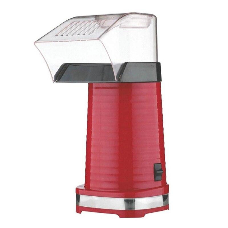 Ev Aletleri'ten Mısır Patlatma Makineleri'de Mısır patlamış mısır makinesi ev otomatik Mini sıcak hava patlamış mısır makinesi Diy mısır Popper noel çocuk hediye  ab tak title=