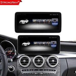 Image 5 - Autoradio Android, écran IPS 1920x720, 4 go/64 go, Navigation GPS, BT, WIFI, pour voiture Mercedes Benz A W176, CLA w177, GLA X156 (2013 2018)