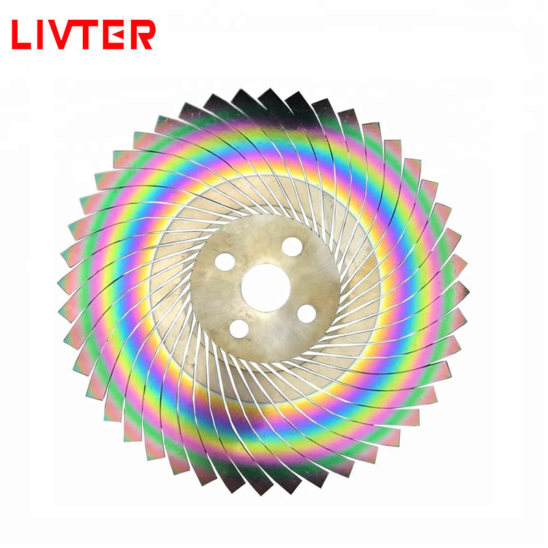 LIVTER M42 HSS Circular Saw Blades For Philippines Cockfighting Semi SlasherCockFighting  Precut