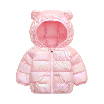 LZH 2020 Autumn Winter Newborn Baby Clothes For Baby Boys Jacket Baby Dinosaur Print Outerwear Coat For Infant Baby Girls Jacket 10