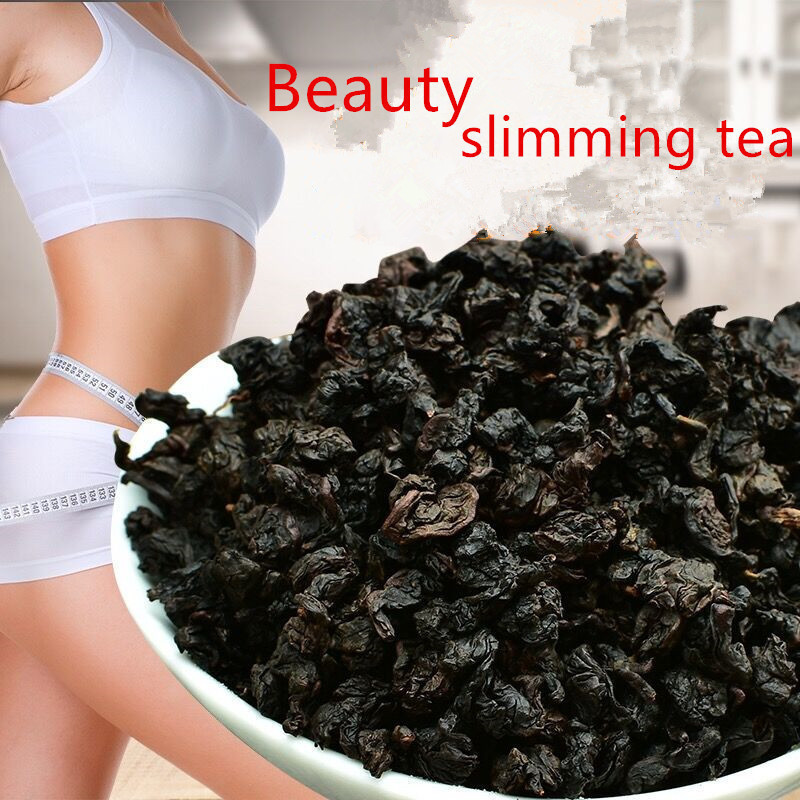 Chinese Anxi Osmanthus Black Oolong Tea Beauty Weight loss Tea 250g Food Lowering Blood Pressure High Osmanthus  Oolong Tea