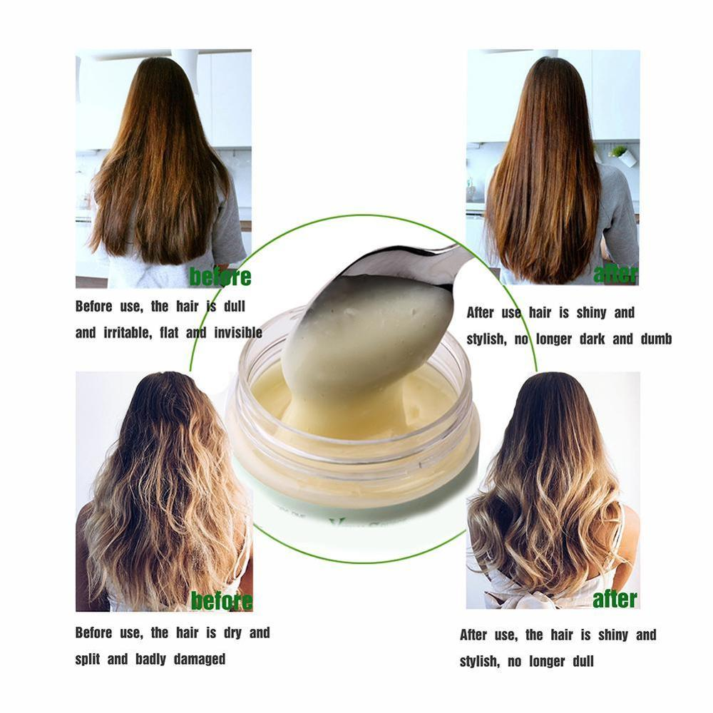 Magical Hair Treatment Mask 5 Seconds Repair Damage Hair Root 60ml/30ml Keratin Hair 6