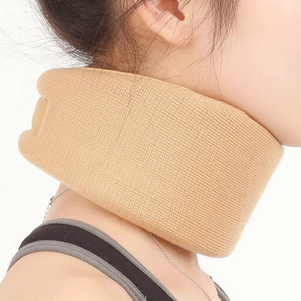Cold-proof Cervical Neck Traction Device Soft Neck Collar For Pain Relief Neck Stretcher Pain Releave Neck Cervical Support