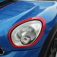 Car Headlights Decoration Cover Exterior Sticker Tail Light Protection For BMW MINI Countryman Cooper S R60 Car Styling