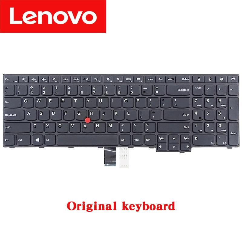 Lenovo ThinkPad E550 E550C E555 E560 E565keyboard E570 E570C E575keyboardE530 E530C E535 E545Original notebook teclado