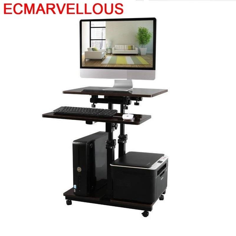 Office Scrivania Ufficio Portatil Pliante Escritorio Mueble Para Notebook Adjustable Laptop Mesa Desk Study Computer Table