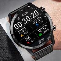 Timewolf Reloj Inteligente Reloj de los hombres 2020 IP68 Respuesta de llamada Smartwatch Android Reloj Inteligente para las mujeres de los hombres Android IOS