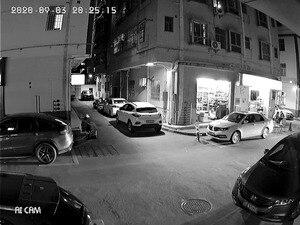 Image 4 - Deux led infrarouges en plastique 8mp 4K,5mp,3mp,2mp H.265 + caméra de vidéosurveillance IP POE de dôme de sécurité de détection de visage donvif Audio dintérieur