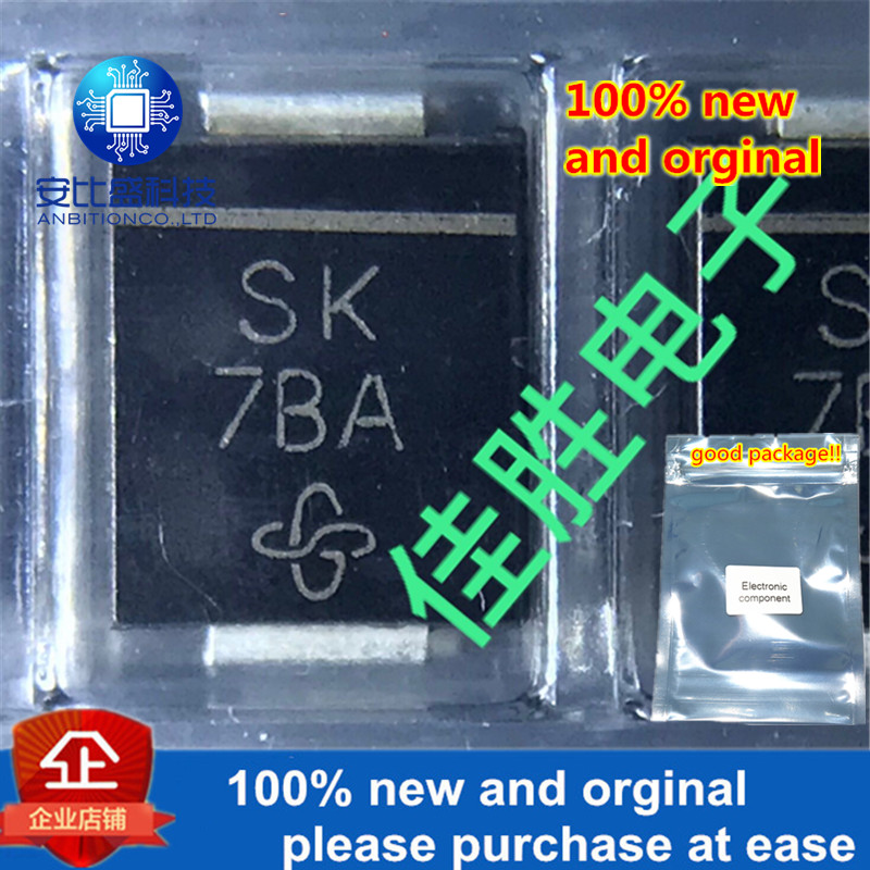 30pcs 100% New And Orginal S3K 3A800V Patch Rectifier DO214AB Silk-screen   In Stock