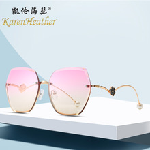 KK4443 Vintage fashion sunglasses Women Luxury design glasses classics UV400 Men Sun Glasses lentes de sol hombre/mujer