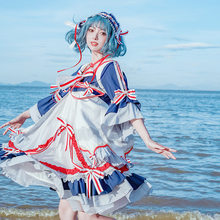 Pre-sale Japanese JSK Sweet girl lolita dress Summer Princess dress women kawaii dress victorian dress lolita cosplay tea party(China)