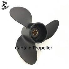 El capitán de la hélice 7,8x7 Fit Tohatsu mercurio motor fueraborda 4HP 5HP 6HP MFS4/5S/6S M5B 12 estriado de dientes RH 3R1B64514 2