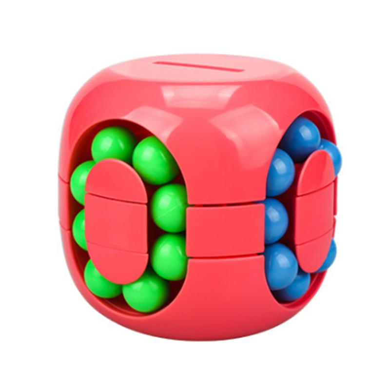 Child Money Storage Hamburg Cube Skillful Design And Exquisite Appearance 3D Puzzle Piggy Bank Kids Stress Relief Toys