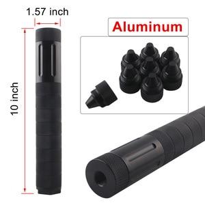Image 2 - 1.57 alumínio 1/2x28 filtro de combustível modular para napa wix carro 10 polegada 9mm solvente armadilha 1.375x24 adaptador 5/8x24