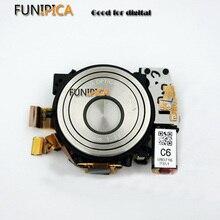 Original S520 Zoom für Nikon COOLPIX s520 objektiv KEINE CCD kamera reparatur teile Digital kamera