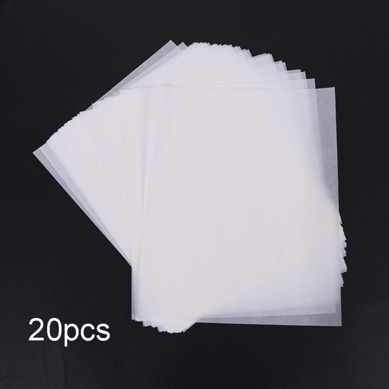 20 Sheets Puzzle Saver Peel Large Clear Puzzle Glue Sheets Puzzle Preserver Transparent Adhesive Backing Sheets