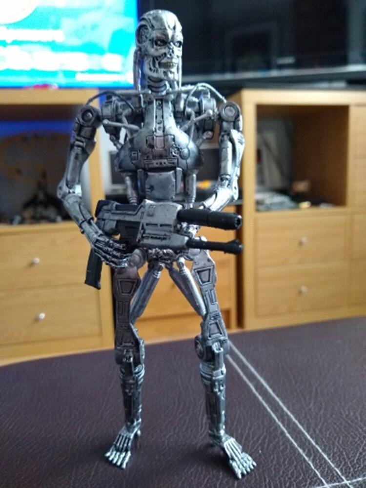 The Terminator Endoskeleton PVC Action Figure Collectible Model Toy